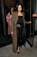 CARA SANTANA and STEPHANIE SHEPHERD at Catch LA in West Hollywood 01/24/2019