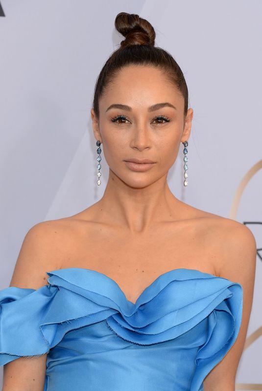 CARA SANTANA at Screen Actors Guild Awards 2019 in Los Angeles 01/27/2019