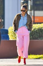CARA SANTANA Out and About in Los Angeles 01/04/2019