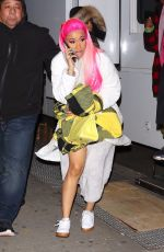 CARDI B after Being Served with a Lawsuit in New York 01/10/2019