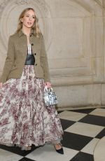 CARIN OLSSON at Christian Dior Show at Paris Fashion Week 01/21/2019