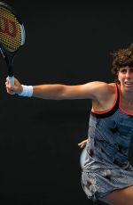 CARLA SUAREZ NAVARRO at 2019 Australian Open at Melbourne Park 01/16/2019
