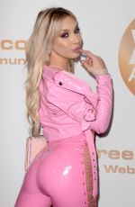 CARMEN CALIENTE at 2019 Xbiz Awards in Los Angeles 01/17/2019
