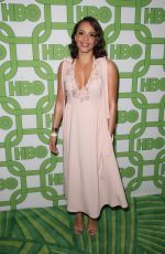 CARMEN EJOGO at HBO Golden Globe Awards Afterparty in Beverly Hills 01/06/2019