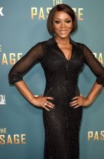 CAROLINE CHIKEZIE at The Passage Premiere at Broad Stage in Los Angeles 01/10/2019