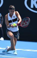 CAROLINE GARCIA at 2019 Australian Open at Melbourne Park 01/16/2019