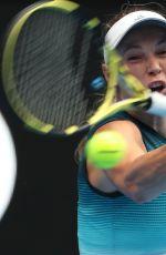 CAROLINE WOZNIACKI at 2019 Australian Open at Melbourne Park 01/16/2019