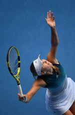 CAROLINE WOZNIACKI at 2019 Australian Open at Melbourne Park 01/18/2019