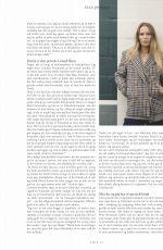 CAROLINE WOZNIACKI in Elle Magazine, Denmark January 2019