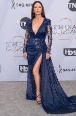 CATHERINE ZETA JONES at Screen Actors Guild Awards 2019 in Los Angeles 01/27/2019
