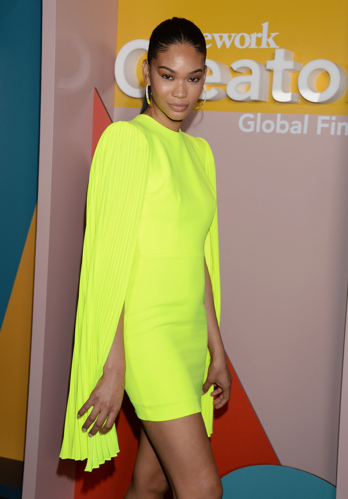 Is a cute 2019 Chanel Iman naked photo 2017