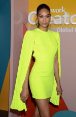 CHANEL IMAN at Wework Creator Awards in Los Angeles 01/09/2019