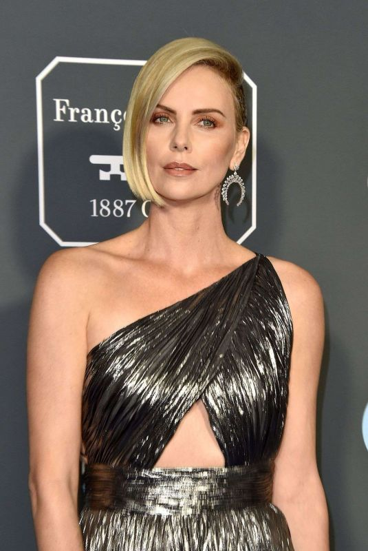 CHARLIZE THERON at 2019 Citics