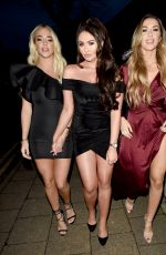 CHARLOTTE DAWSON and TAYLOR and DARBY WARD Bight Out in Cheshire 01/14/2019