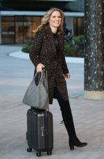 CHARLOTTE HAWKINS Leaves ITV Studios in London 01/22/2019
