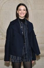 CHARLOTTE LE BON at Christian Dior Show at Paris Fashion Week 01/21/2019