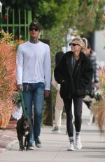 CHARLOTTE MCKINNEY Out and About in Venice Beach 01/13/2019
