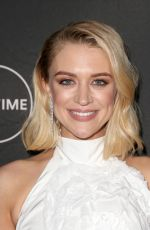CHELSEA FREI at Lifetime Winter Movies Mixer in Los Angeles 01/09/2019