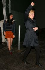 CHELSEA HANDLER and SARAH SILVERMAN at Craig