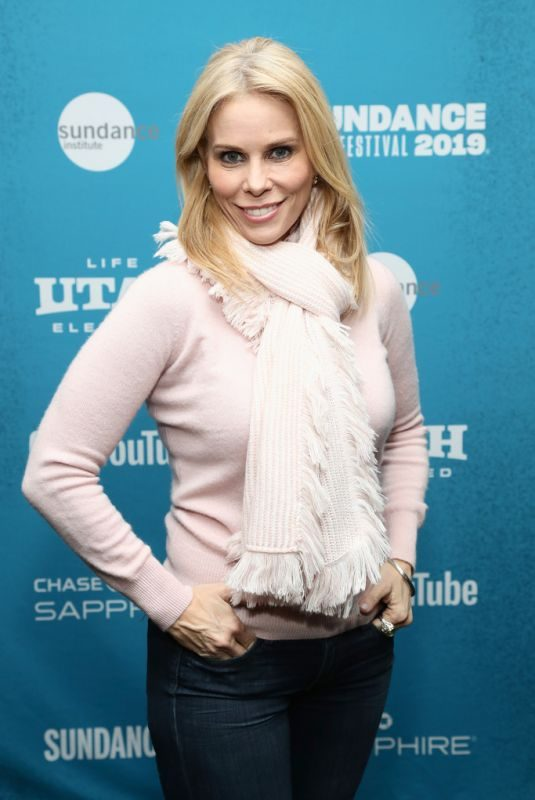 CHERYL HINES at Anthropocene: The Human Epoch Premiere at Sundance Film Festival 01/25/2019