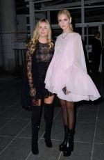 CHIARA and VALENTINA FERRAGNI at Giambattista Valli Fashion Show in Paris 01/21/2019