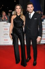 CHLOE LLOYD at 2019 National Televison Awards in London 01/22/2019