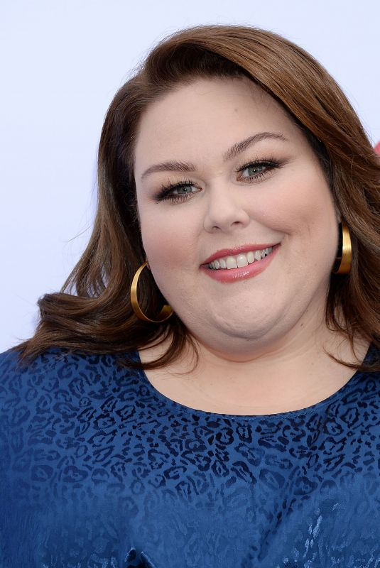 CHRISSY METZ at Gold Meets Golden Brunch in Beverly Hills 01/05/2019