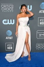 CHRISSY TEIGEN at 2019 Citics' Choice Awards in Santa Monica 01/13/2019