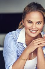 CHRISSY TEIGEN in Good Housekeeping Magazine, February 2019