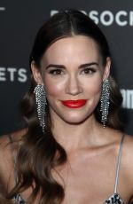CHRISTA B ALLEN at Entertainment Weekly Pre-sag Party in Los Angeles 01/26/2019