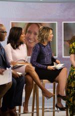CHRISTINA HENDRICKS at Today Show, 01/25/2019