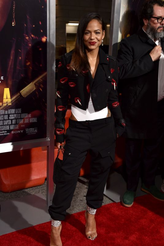 CHRISTINA MILIAN at Miss Bala Premiere in Los Angeles 01/30/2019