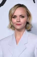 CHRISTINA RICCI at Dior Homme Fashion Show at Paris Fashion Week 01/18/2019