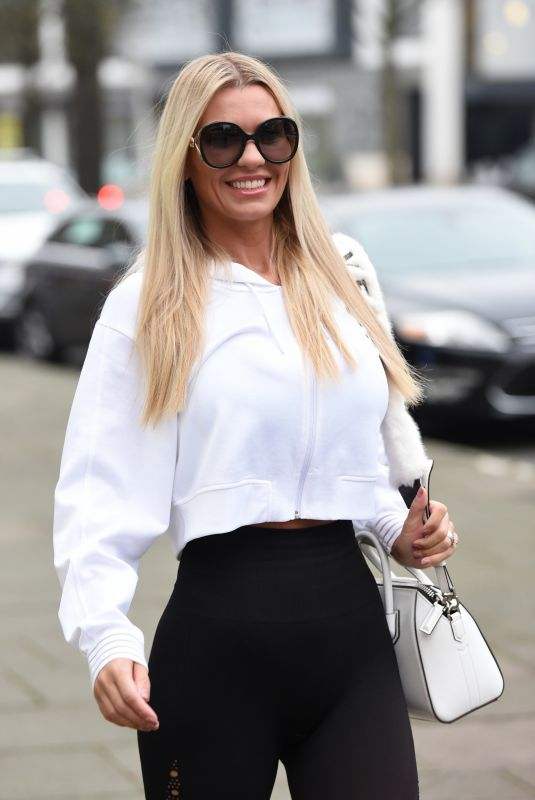 CHRISTINE MCGUINNESS Out and About in Cheshire 01/05/2019