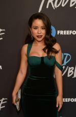 CIERRA RAMIREZ at Good Trouble Premiere in Los Angeles 01/08/2019