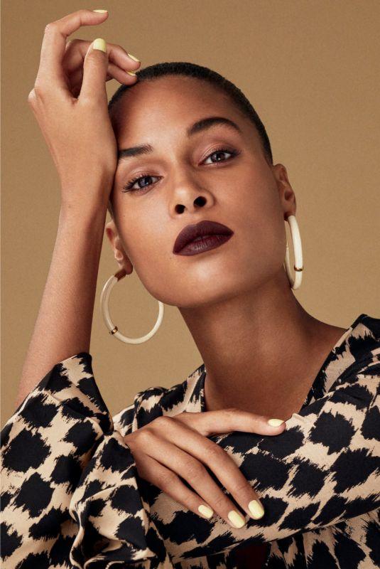 CINDY BRUNA for Vogue Magazine, Spain February 2019