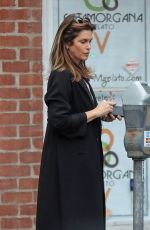 CINDY CRAWFORD Out in Beverly Hills 01/12/2019