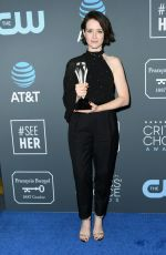 CLAIRE FOY at 2019 Citics