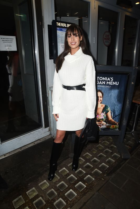 CLELIA THEODORU at Tonia Buxton's The Secret of Spice Book Launch in London 01/16/2019