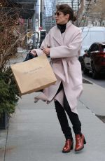 COBIE SMULDERS Out Shopping in New York 01/10/2019