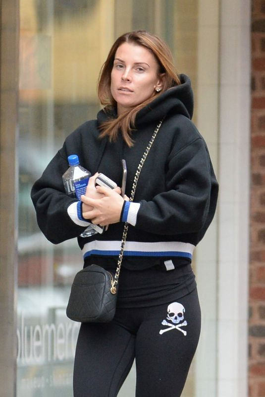 COLEEN ROONEY Out and About in Washington 01/09/2019