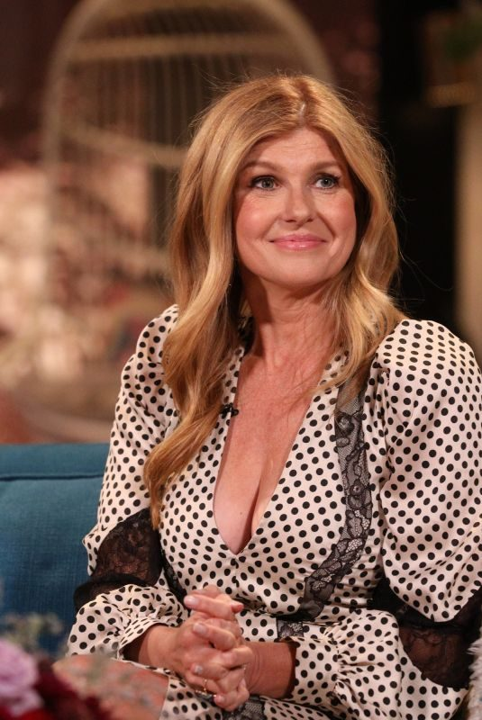 CONNIE BRITTON at Busy Tonight 01/08/2019