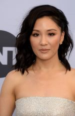 CONSTANCE WU at Screen Actors Guild Awards 2019 in Los Angeles 01/27/2019