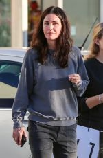 COURTENEY COX Out and About in Malibu 01/25/2019