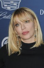 COURTNEY LOVE at Art of Elysium