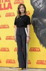 CRISTIANA CAPOTONDI at Attenti Al Gorilla Photocall in Rome 01/08/2019