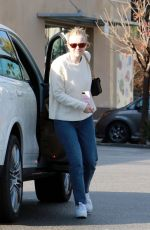 DAKOTA FANNING Out and About in Studio City 01/06/2019