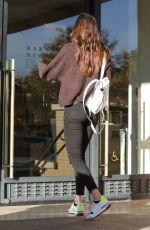 DAKOTA JOHNSON at Barneys New York in Beverly Hills 01/24/2019