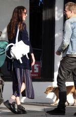 DAKOTA JOHNSON Out Shopping in Hollywood 01/29/2019