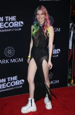 DANI THORNE at On the Record Opening in Las Vegas 01/19/2019